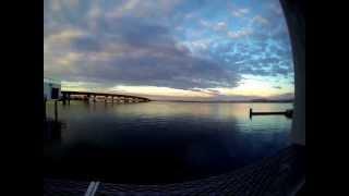 Tauranga Timelapse SunSet (GoPro)