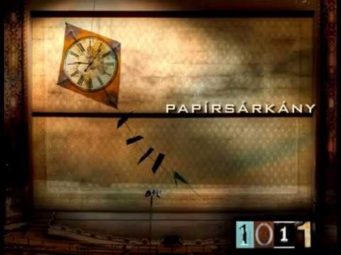 10:11 - Papírsárkány