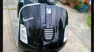 2. Vespa GTS 300 Super ~ Video Presentation