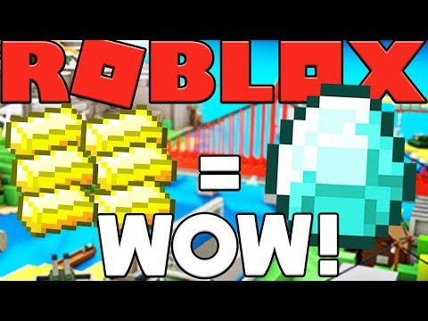 6x GOLD FOR DIAMONDS! - ROBLOX MINING TYCOON #19