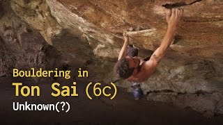 More bouldering in Ton Sai (6c) by Average Climber