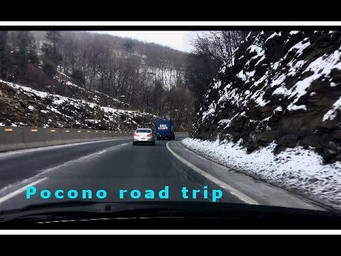 Pocono Road Trip