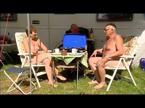 FKK - Eine etwas ältere Reportage über unseren FKK Campingplatz am Useriner See.