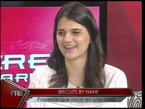 Líderes Empresariales: Biscuits by Nané proyecto que inició en una casa
