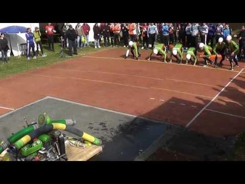 Hasičská soutěž Chlum u Křemže