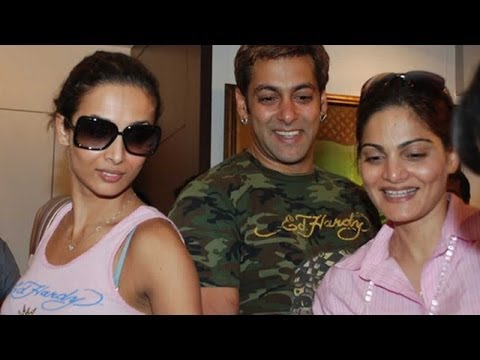 Salman Is A Family Guy: Malaika Arora Khan
