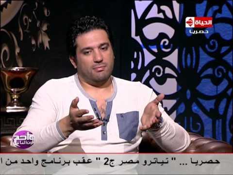"""حسن الرداد في واحد من الناس: أحسست بعد وفاة والدي أنني """"عريان"""" في العالم"""