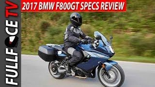 9. 2017 BMW F800GT Colors, Specs and Review