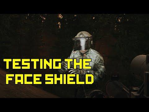 Testing The Fast MT Face Shield VS. The Mandible : Escape From Tarkov