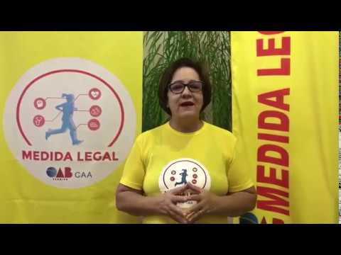 Ana Lúcia Aguiar - Presidente da Caixa de Assistência dos Advogados de Sergipe (CAASE)