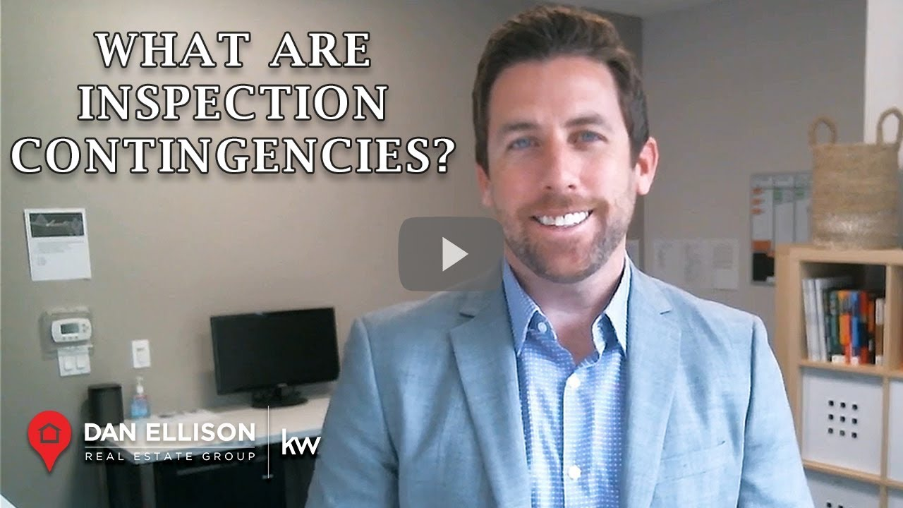 What Happens During the Inspection Contingency?