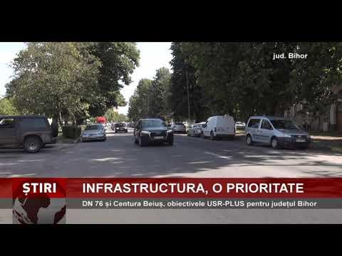 Obiectivele candidatului USR-PLUS, Dan Popa, pentru județul Bihor