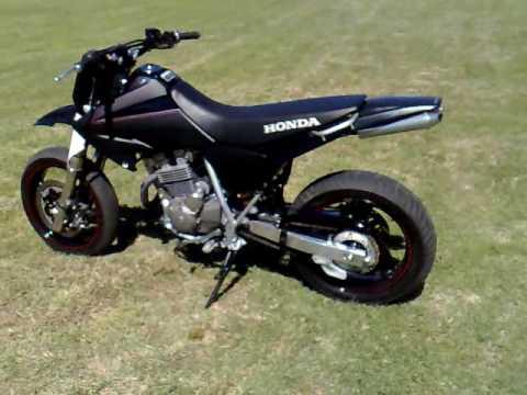 Honda tornado supermotard xr 250