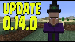Minecraft Pocket Edition - 0.14.0 UPDATE NEWS! Witches Confirmed