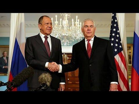 Θετικά σχόλια Λαβρόφ για τη διοίκηση Τραμπ