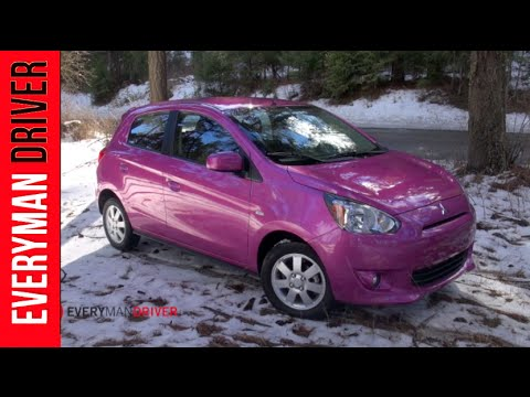 2014 Mitsubishi Mirage DETAILED Review on Everyman Driver