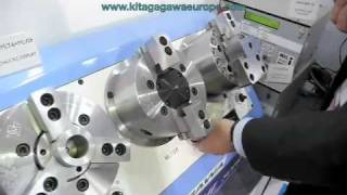 Kitagawa MLT Power Chuck (2 Jaw) Mega Long Stroke