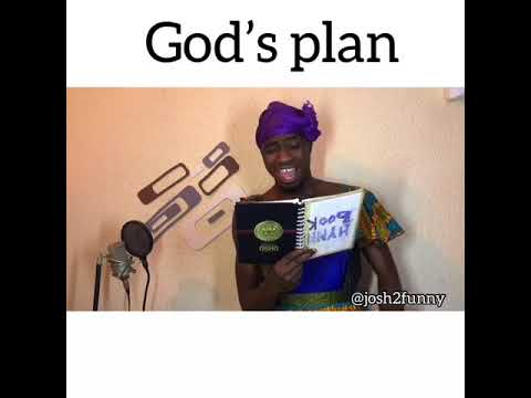 God's Plan Funny Version!😂😂