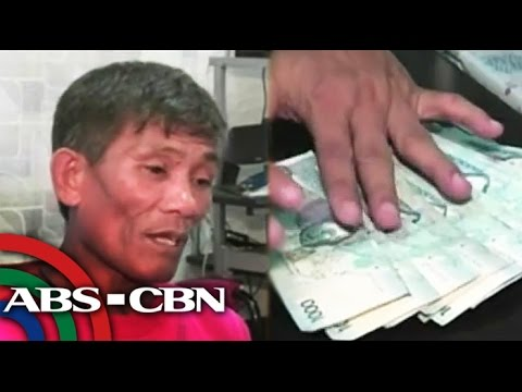 Who - Honesty is always the best policy. This is what a 58-year-old construction worker learned after returning a wallet filled with cash to its rightful owner. Subscribe to the ABS-CBN News channel!...