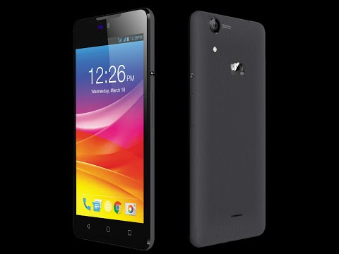 Micromax Canvas Selfie 2 Q340 full Specifications and review