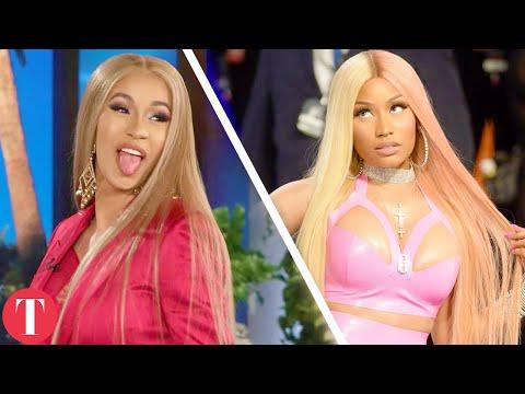 Cardi B VS. Nicki Minaj: Who Is The Queen Of Rap?
