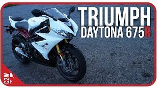 3. 2017 Triumph Daytona 675R | First Ride