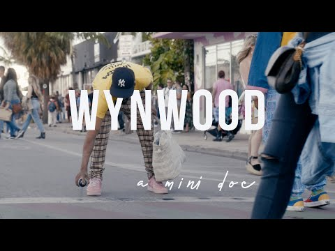 Wynwood Miami Arts District |  a short documentary