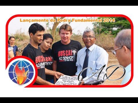 TVassembleia11 - 2ª CRUZADA EM Nova Canaã do Norte 2014 (Lançamento da Pedra Fundamental)