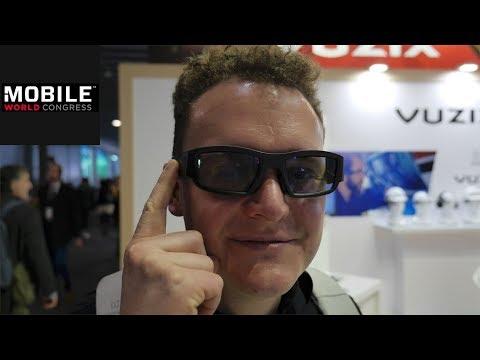 Vuzix Blade AR-Brille im Praxis-Test | MWC 2018