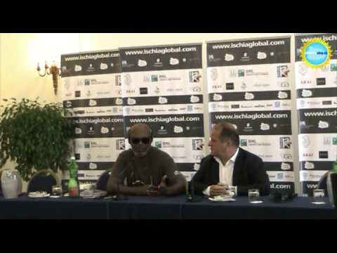 Samuel L. Jackson all'Ischia Global