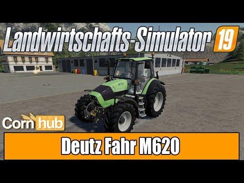Deutz Fahr m620 v1.0