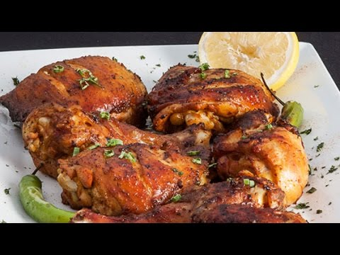 Spicy BBQ Chicken Marinade – Barbecue Chicken Recipe – BBQ Chicken – The Spicy Gourmet®