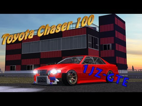 SLRR - Chaser 100.1JZ-GTE.Красное кольцо.