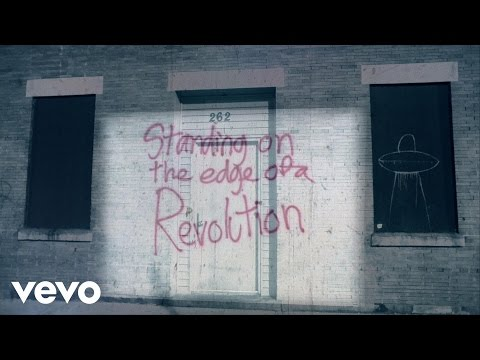 Edge of a Revolution (Lyric Video)