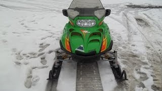 9. Arctic Cat Z570