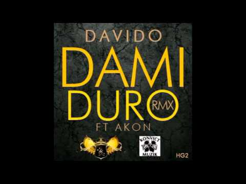 Video: Davido Ft Akon - Dami Duro Remix