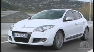 Renault Megane Berlina GT y GT Line