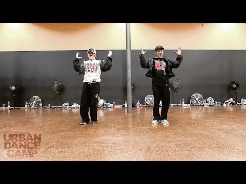 Turn Up The Music - Chris Brown / Hilty & Bosch Choreography / URBAN DANCE CAMP (видео)