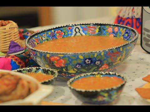 العرب اليوم - شاهد: طريقة إعداد شوربة الشوفان بالطماطم