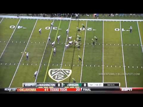 Marcus Mariota 2012 Highlights video.