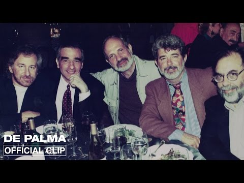De Palma | Old Hollywood | Official Clip HD | A24