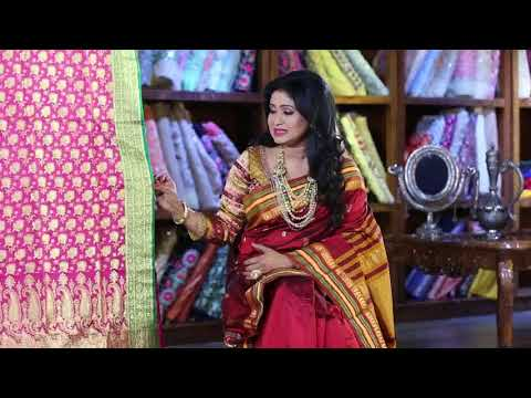 Video The Designer Benarasi Collection at Keya Seth Exclusive download in MP3, 3GP, MP4, WEBM, AVI, FLV January 2017