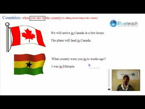 learn english 6.1a: Travel all around the World: Continents & Countries