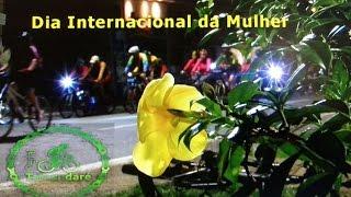 Um pedal para comemorar o Dia Internacional da Mulher , foi assim o Pedal Tamandaré no dia 8 de Março de 2017. 127 pessoas compareceram para ...
