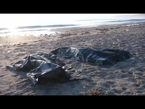 Libyen: Retter bergen 62 Tote vor der Küste