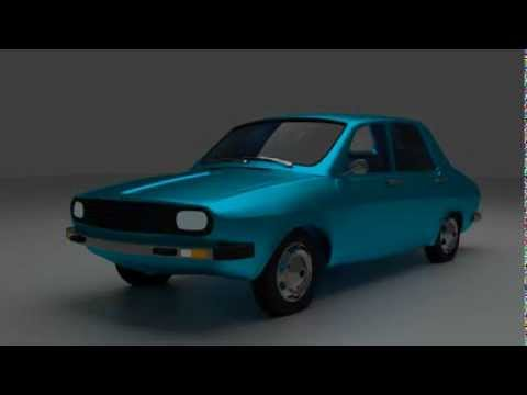 Renault etape modelare