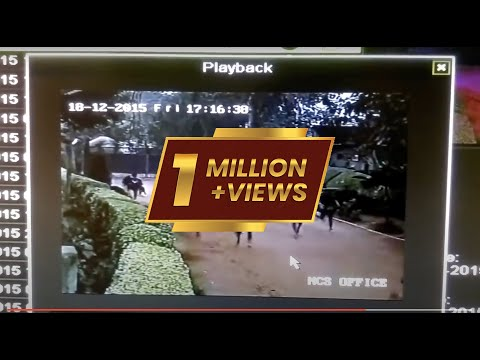 Video Elephant attack caught on CCTV  ( India ) download in MP3, 3GP, MP4, WEBM, AVI, FLV January 2017