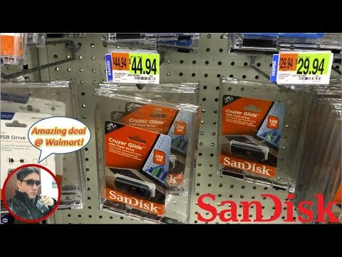 SanDisk 256GB Cruzer Glider USB Flash Drive