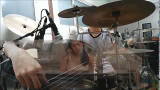 Maudy Ayunda - Cinta Datang Terlambat (Drum & Bass Cover) + Lirik