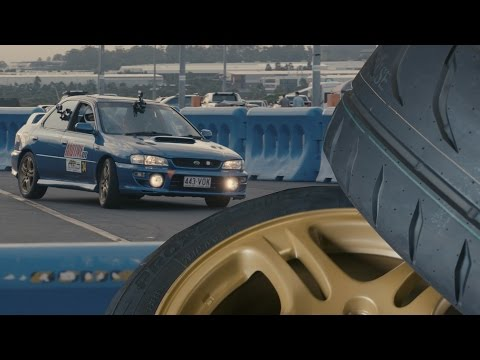 Tyre Test Toyo Proxes R888R - Project Budget Track-Hack WRX Pt4